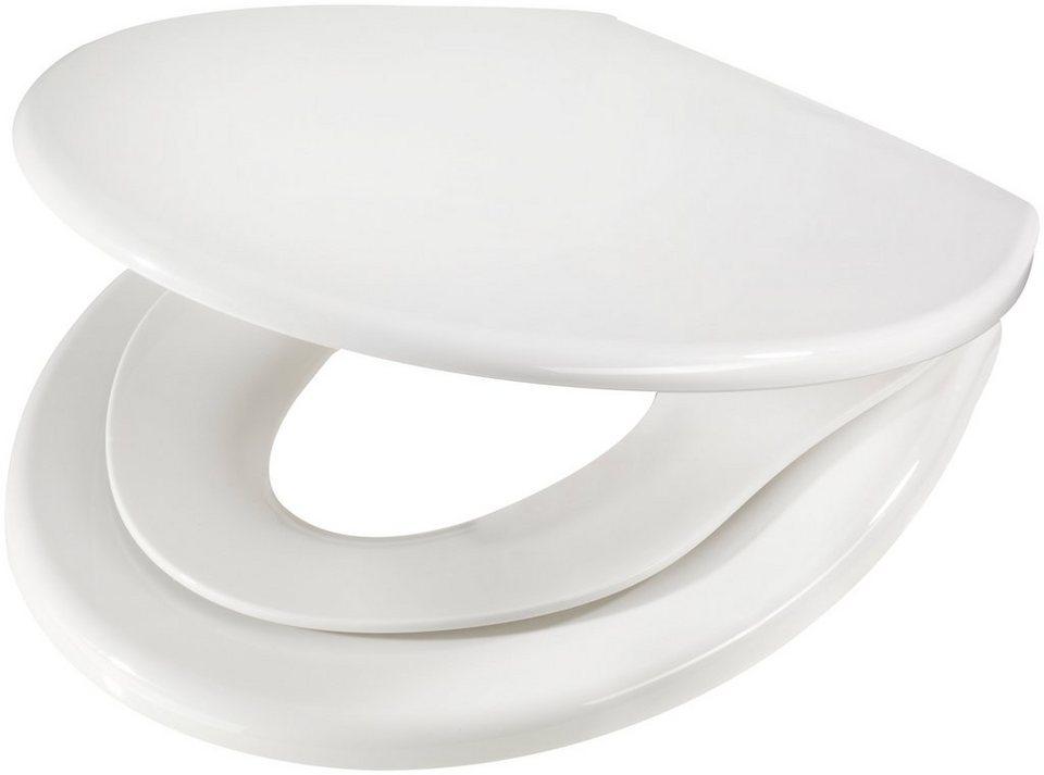 wc sitz family kinder familien toilettensitz mit absenkautomatik online kaufen otto. Black Bedroom Furniture Sets. Home Design Ideas
