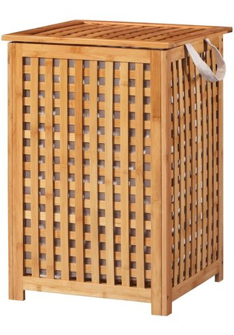 KONIFERA Skalbinių krepšys »Bambus« Medžiaginė ...