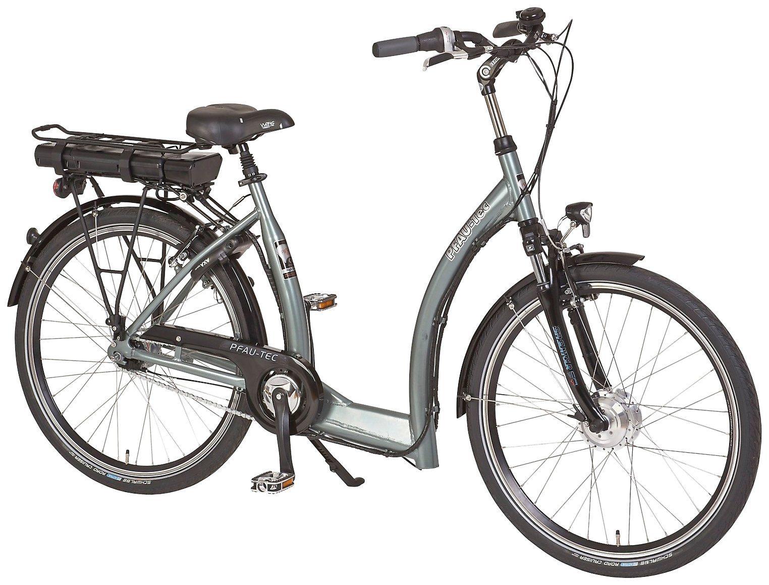 PFAUTEC E-Bike City »S3 3G«, 26 Zoll, 3 Gang, Frontmotor, 250 W
