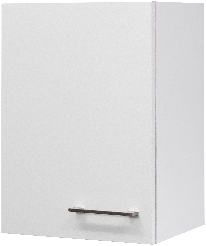 Küchenhängeschrank »Kopenhagen«, Breite 40 cm | Küche und Esszimmer > Küchenschränke > Küchen-Hängeschränke | Weiß | Spanplatte | Flex-Well