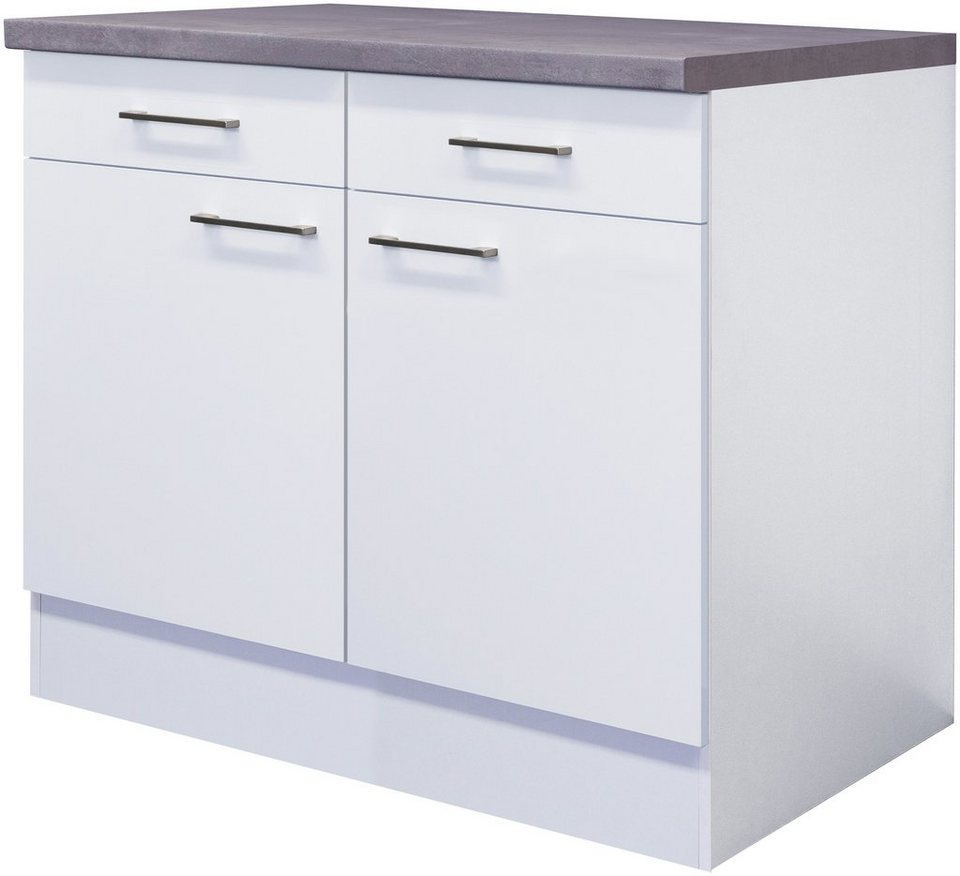 Küchenunterschrank »Kopenhagen«, Breite 100 cm | OTTO