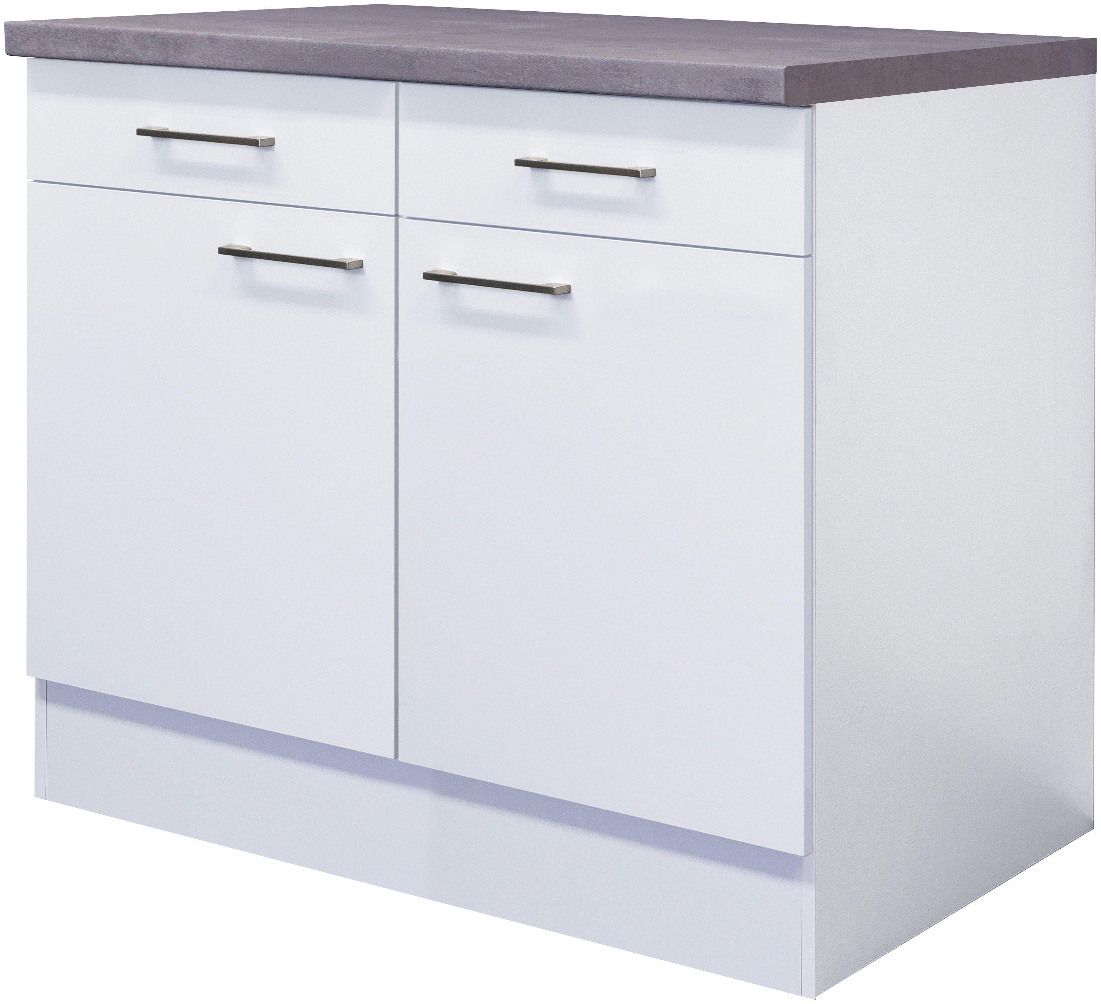 Küchenunterschrank »Kopenhagen«, Breite 100 cm