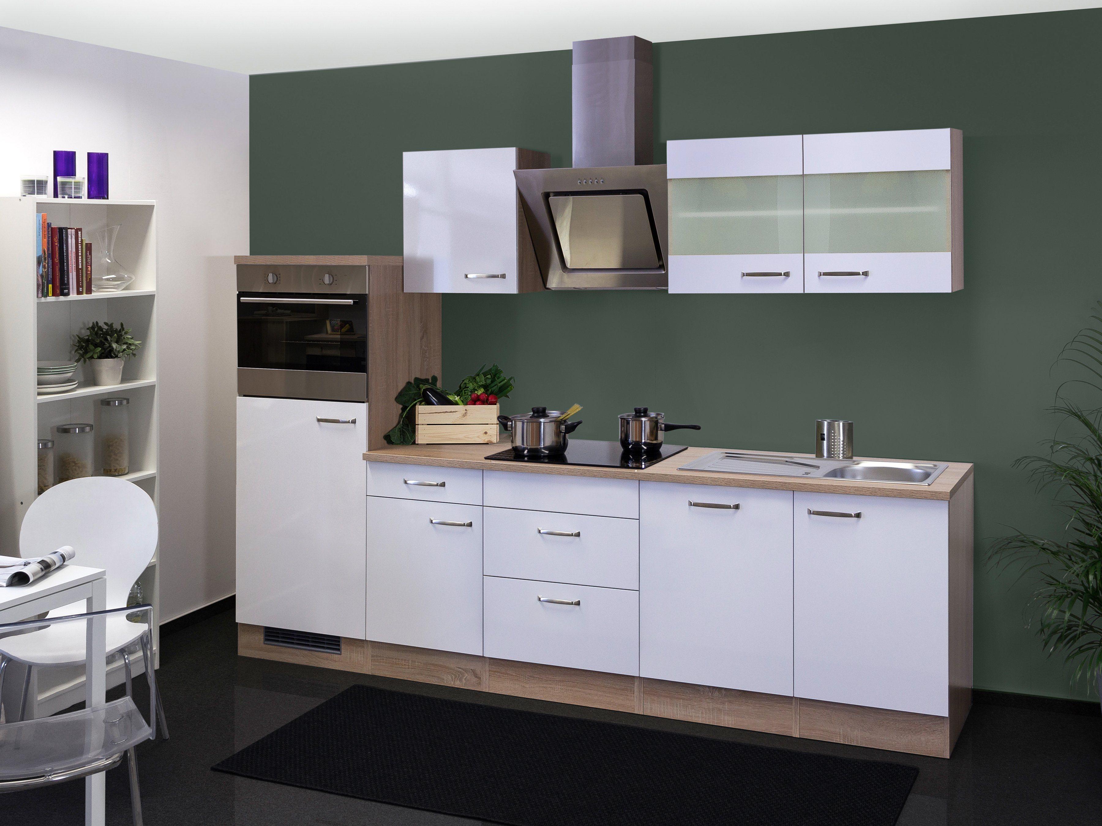 hochglanz-sonoma Küchenzeilen online kaufen | Möbel-Suchmaschine ...