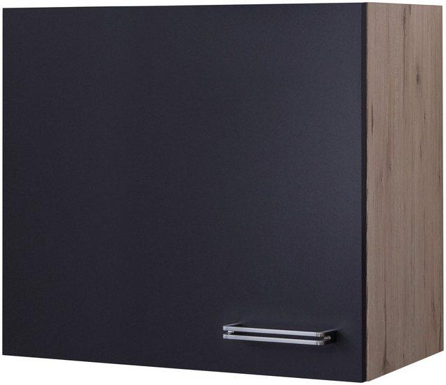 Küchenhängeschrank »Antigua«, Breite 60 cm | Küche und Esszimmer > Küchenschränke > Küchen-Hängeschränke | Grau | Flex-Well