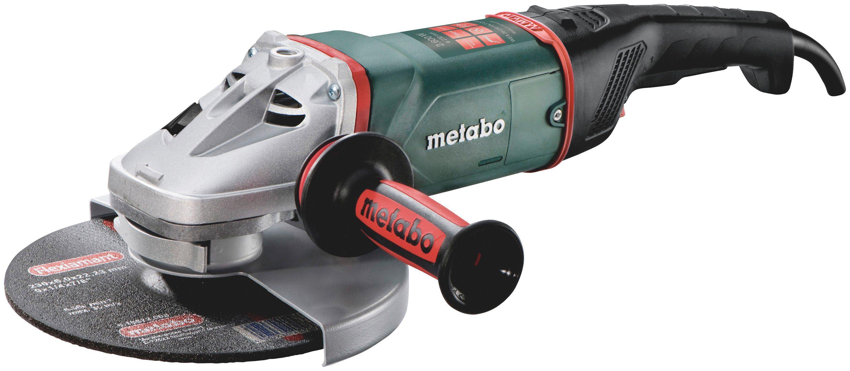 METABO Winkelschleifer »WEA 26-230 MVT Quick«
