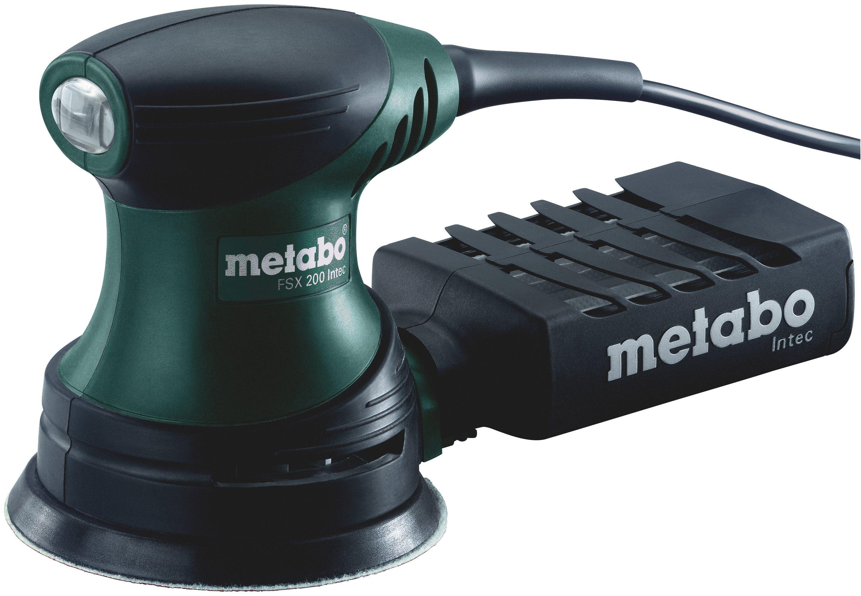 METABO Exzenterschleifer »FSX 200 Intec«