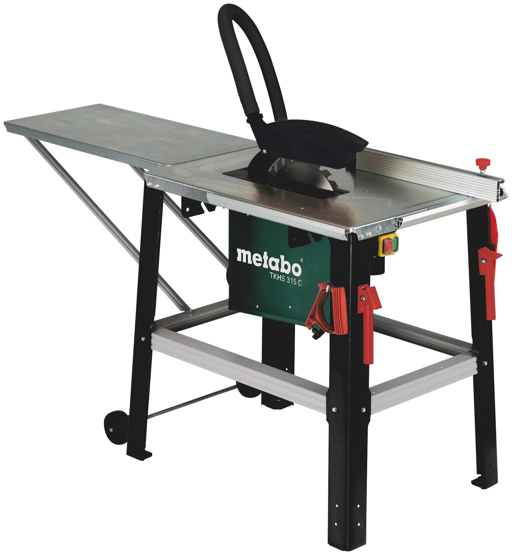 METABO Tischkreissäge »TKHS 315 C - 2,8 DNB«