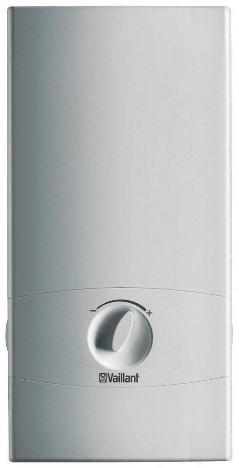 VAILLANT Durchlauferhitzer »VEDE18/7« | Baumarkt > Heizung und Klima > Durchlauferhitzer | Vaillant