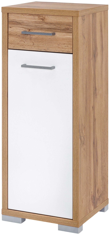 SCHILDMEYER Badunterschrank »Soko«   Bad > Badmöbel > Waschbeckenunterschränke   Weiß   Spanplatte   Schildmeyer