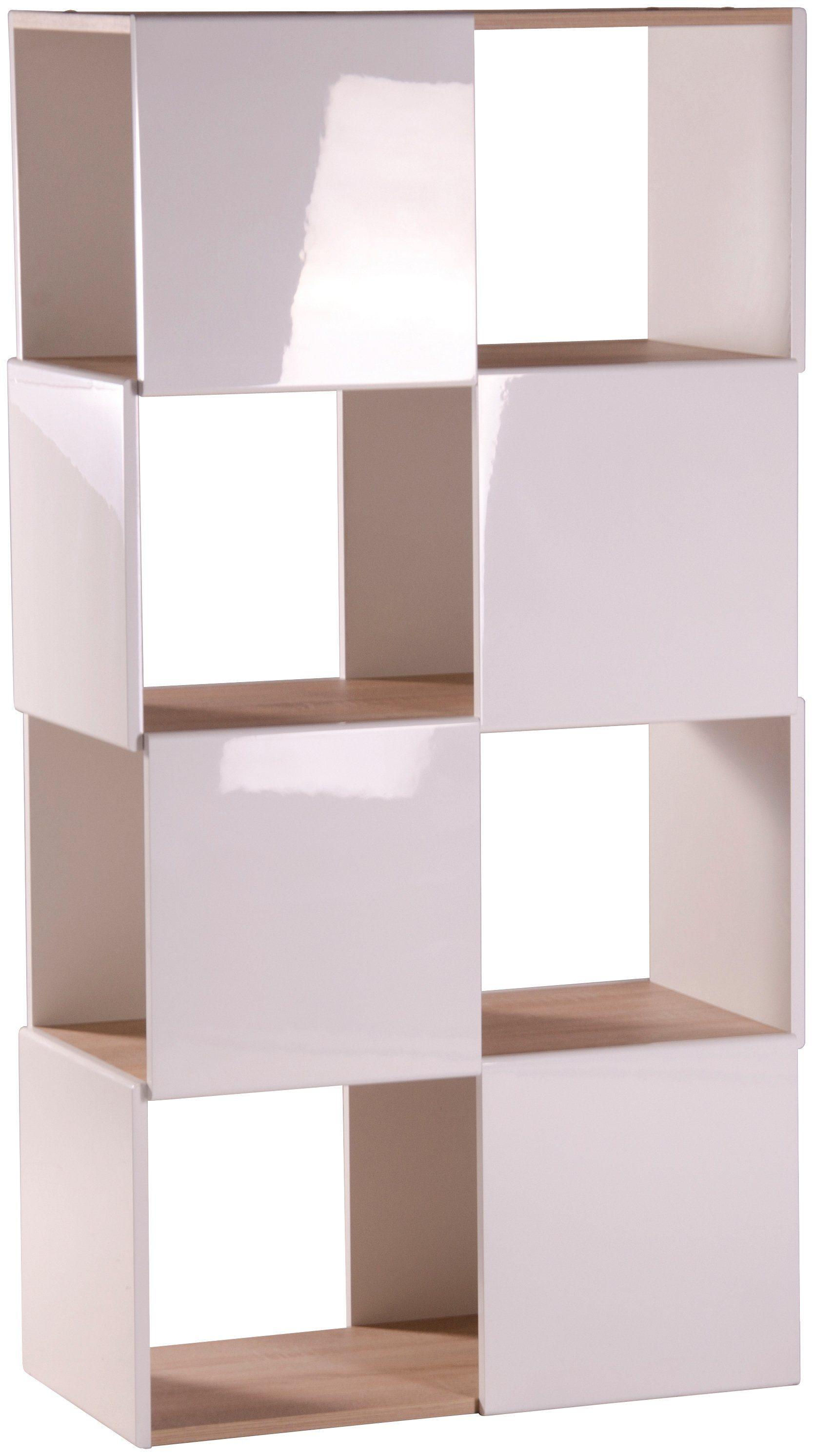 PHOENIX Regal »Matrix«, B/H/T: 71,6x144,7x37,3 cm