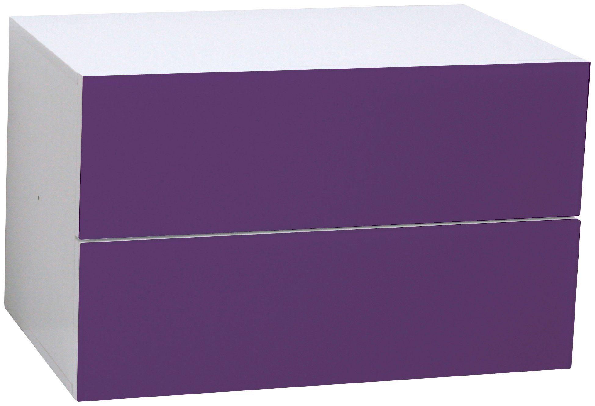 PHOENIX Schubladenelement »Atlanta«, B/H/T: 55x34x38 cm