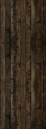 QUEENCE Vinyltapete »Holzoptik«, 90 x 250 cm, selbstklebend