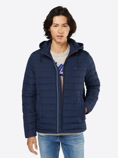 Hilfiger Quilted Jacket Lathan Detach Hdd, Zipper