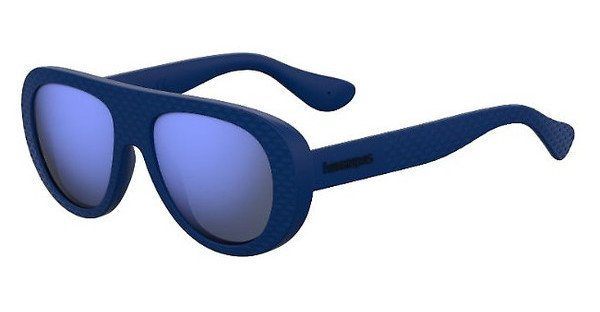 Havaianas Sonnenbrille » RIO/M«, weiß, QT1/LS - weiß/grau