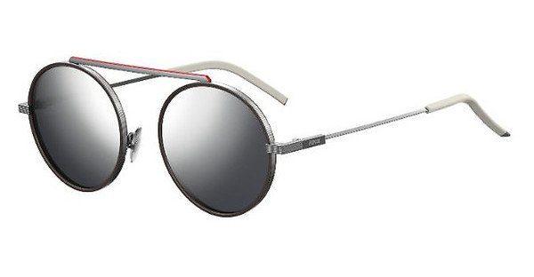 FENDI Fendi Herren Sonnenbrille » FF M0025/S«, weiß, 07R/MT - weiß/grün