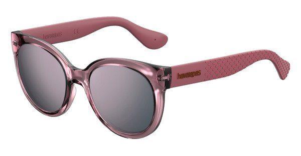 Havaianas Damen Sonnenbrille » NORONHA/M«, braun, QGL/J6 - braun/braun