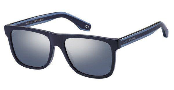 MARC JACOBS Marc Jacobs Herren Sonnenbrille » MARC 275/S«, grau, P30/G4 - grau/ silber