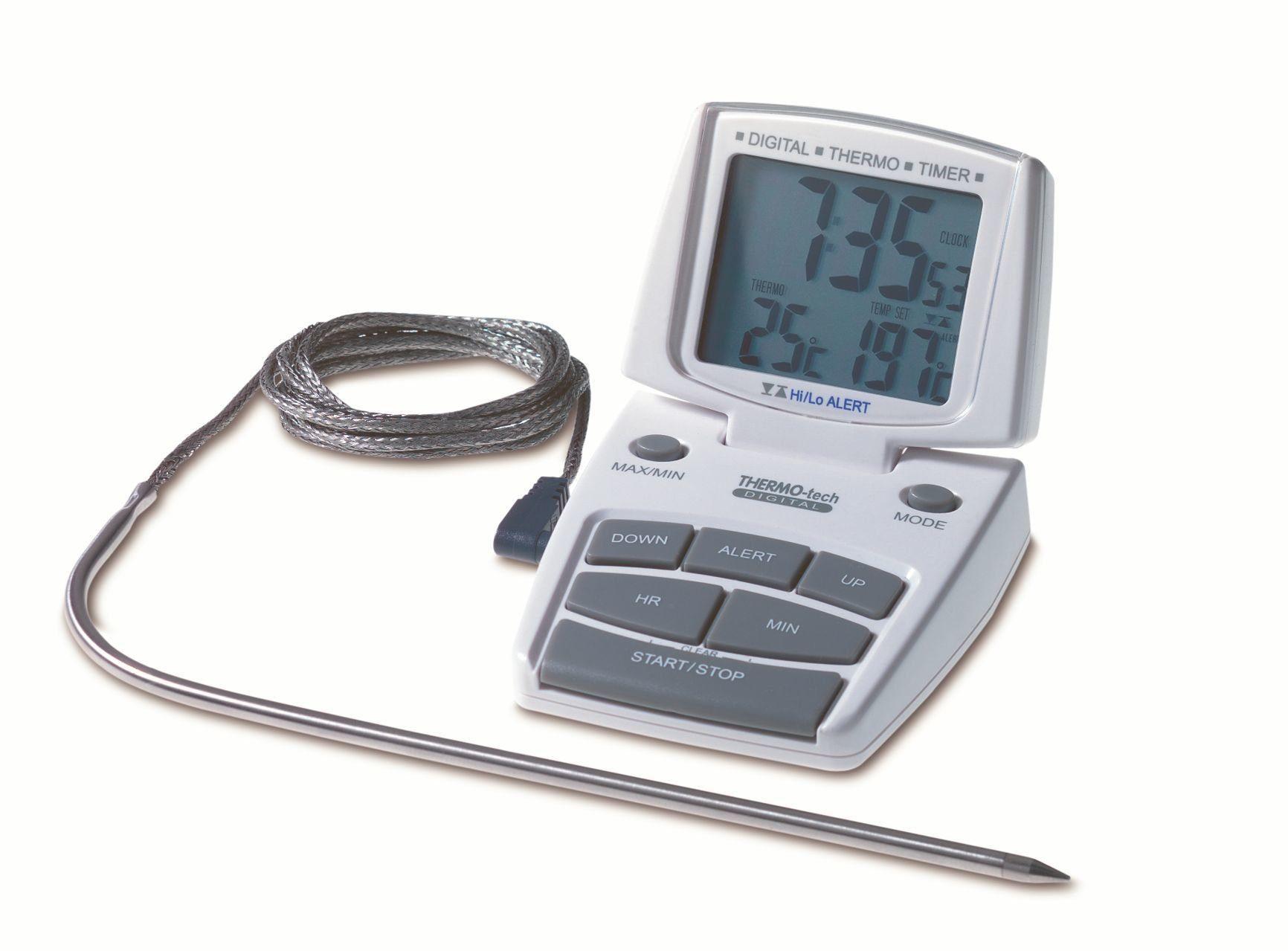 TFA Dostmann Digitales Bratenthermometer