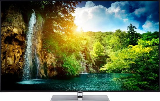 Telefunken L55U405M4CWH LED-Fernseher (140 cm/55 Zoll, 4K Ultra HD, Smart-TV)