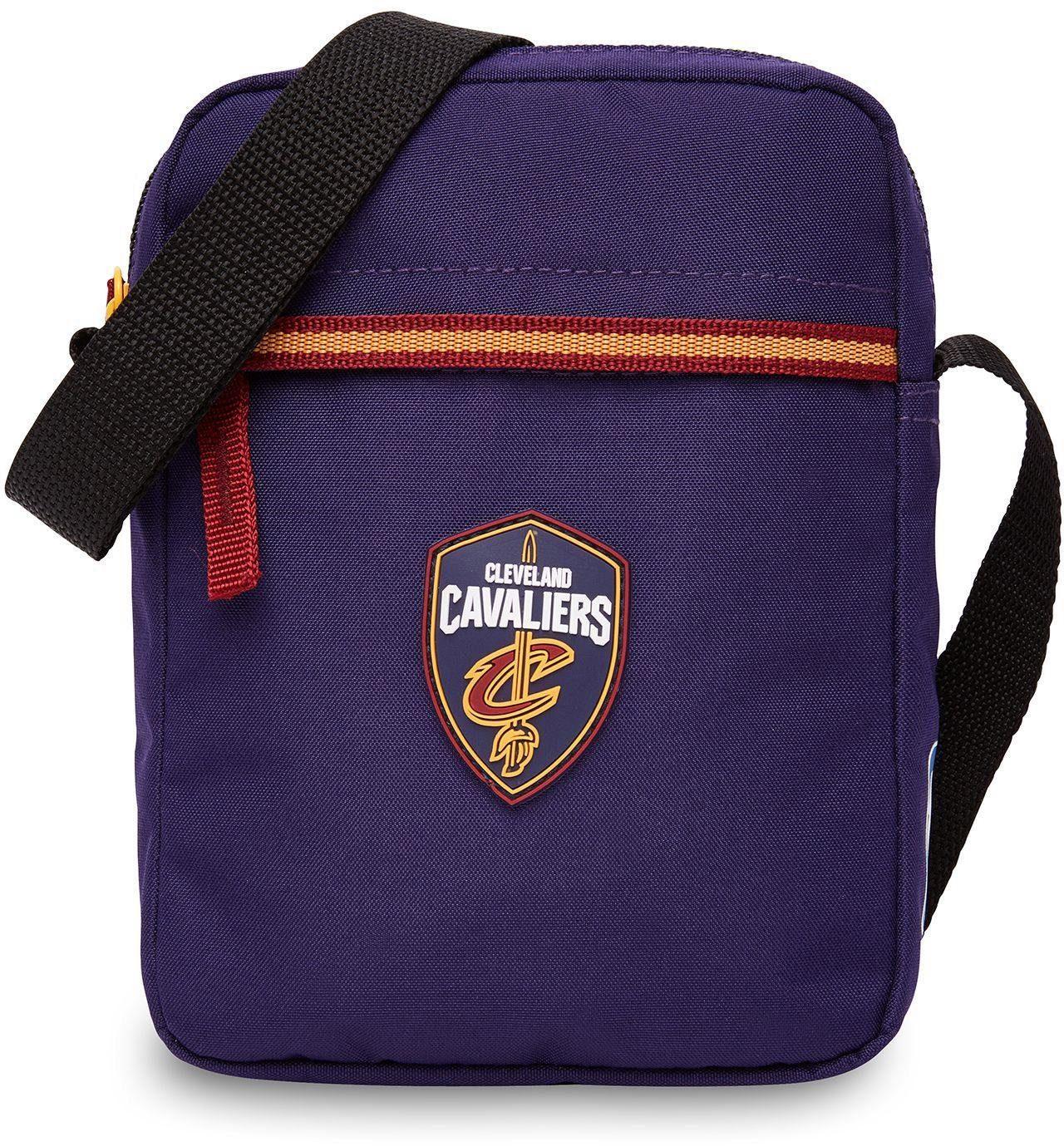 NBA Umhängetasche, »NBA Small Shoulder Bag, Cleveland Cavaliers«