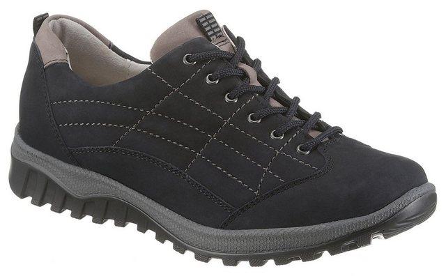 waldläufer -  Schnürschuh in bequemer Schuhweite H (sehr weit)