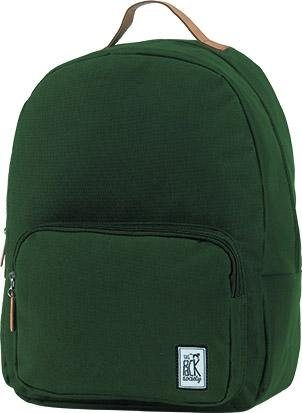 The Pack Society Rucksack mit 15-Zoll Laptopfach, »Classic Backpack, Solid Forest Green«