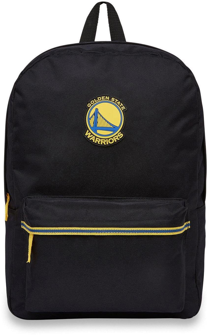 NBA Rucksack mit 15-Zoll Laptopfach, »NBA Classic Backpack, Golden State Warriors«