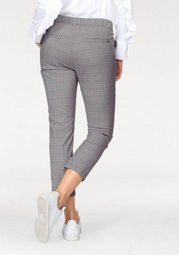 Sil Vous Plaît Jeans Pantalons Joggers, En Mode Chèque