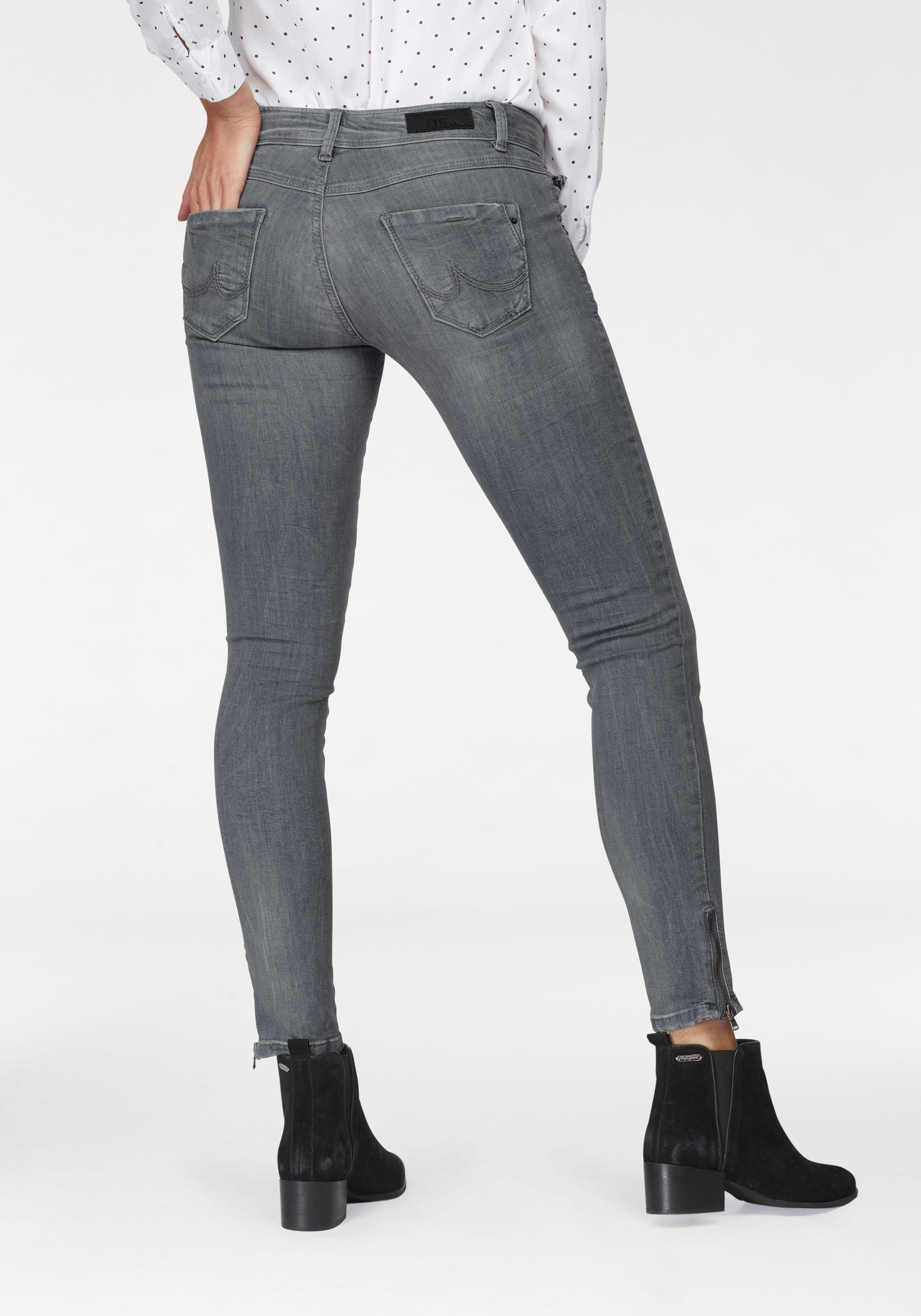 LTB Skinny fit Jeans »ROSELLA« mit verzierten Taschen online kaufen | OTTO