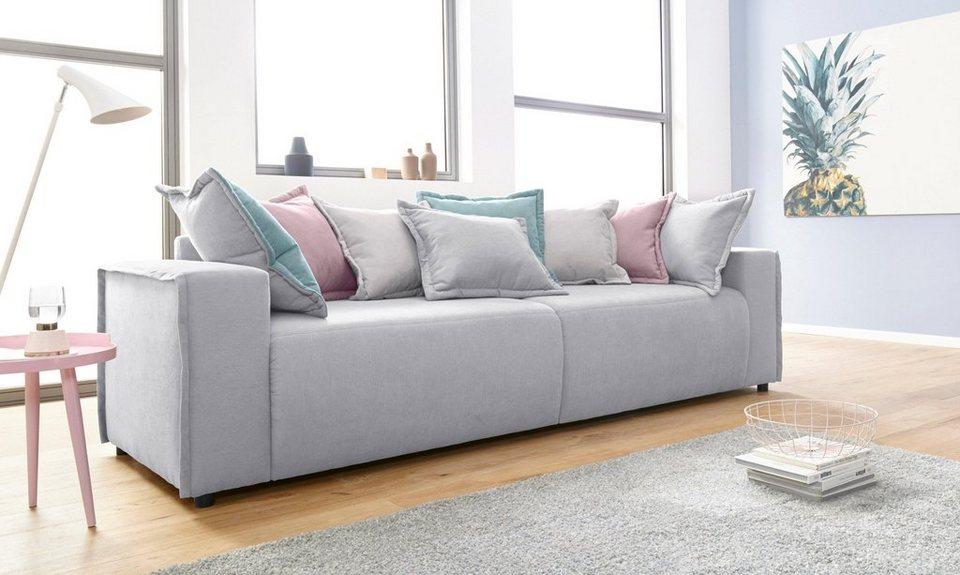 INOSIGN Big-Sofa »Gina« inklusive Wendekissen   OTTO