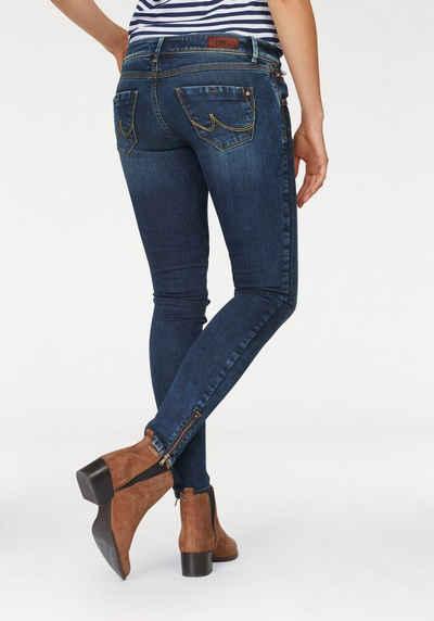 LTB Skinny-fit-Jeans »ROSELLA« mit verzierten Taschen 8c25522137