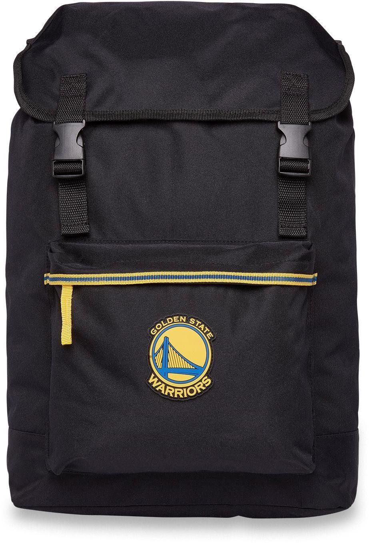 NBA Rucksack mit 15-Zoll Laptopfach, »NBA Premium Backpack, Golden State Warriors«
