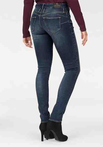 Herrlicher Slim-fit-Jeans »BABY SLIM« Normal Waist