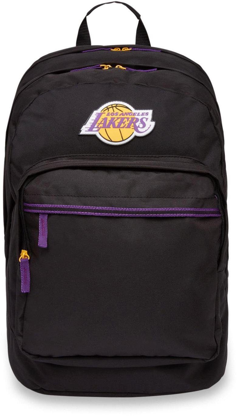 NBA Schulrucksack mit 15-Zoll Laptopfach, »NBA School Backpack, LA Lakers«