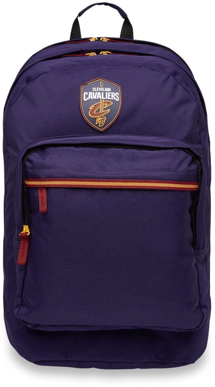 NBA Schulrucksack mit 15-Zoll Laptopfach, »NBA School Backpack, Cleveland Cavaliers«
