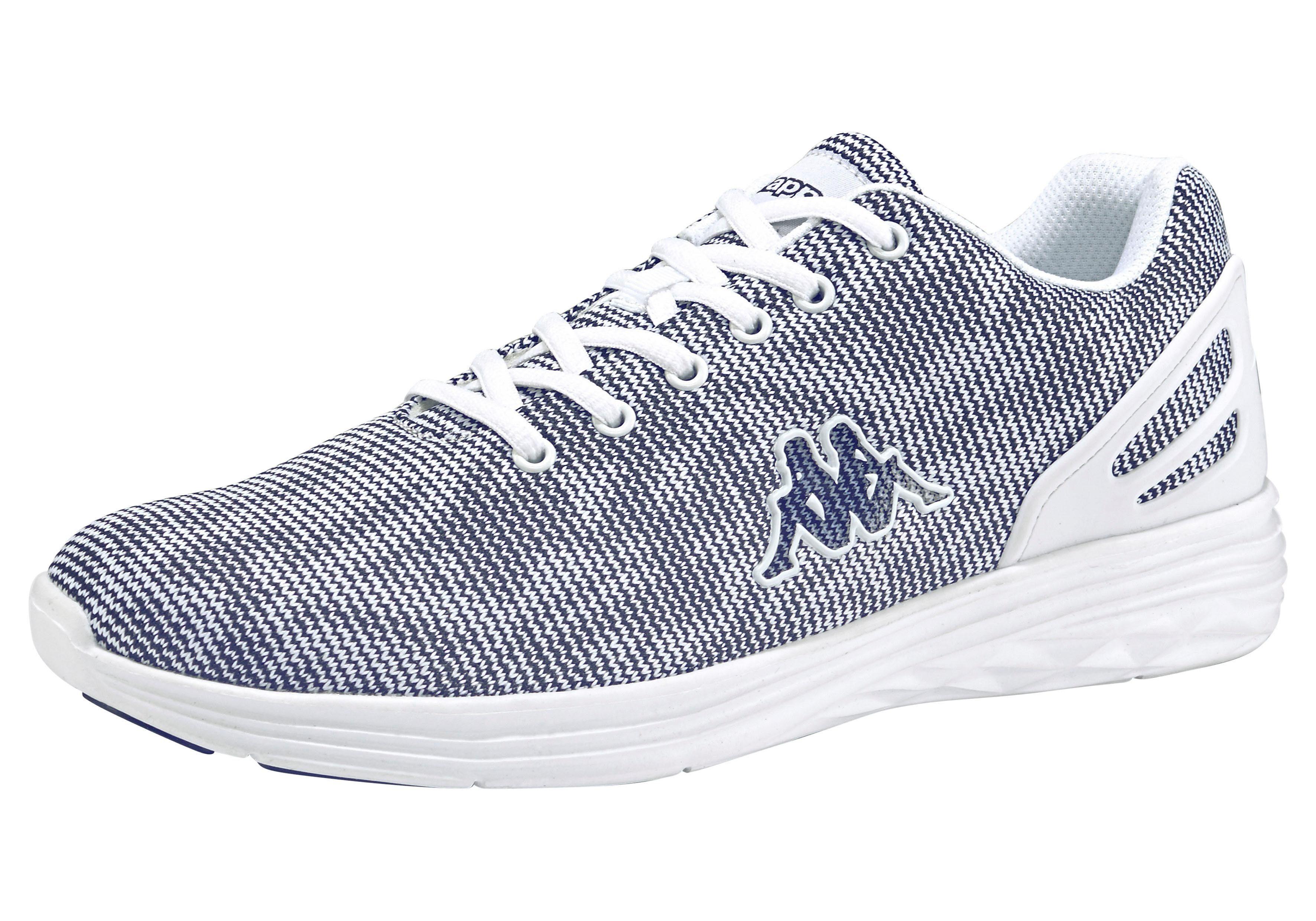 Kappa Trust KNT Sneaker online kaufen  schwarz-weiß