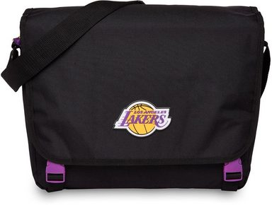 Laptopfach Nba zoll La Mit Messenger 15 »nba Lakers« Umhängetasche WqAgnAcS
