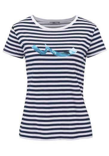 LTB T-Shirt HIKELA, mit Streifen