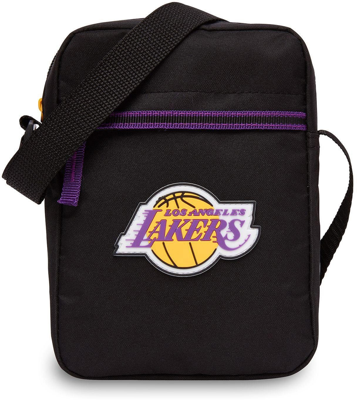 NBA Umhängetasche, »NBA Small Shoulder Bag, LA Lakers«