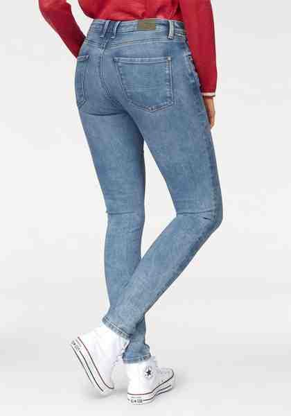 Pepe Jeans Skinny-fit-Jeans »REGENT« WISER WASH®