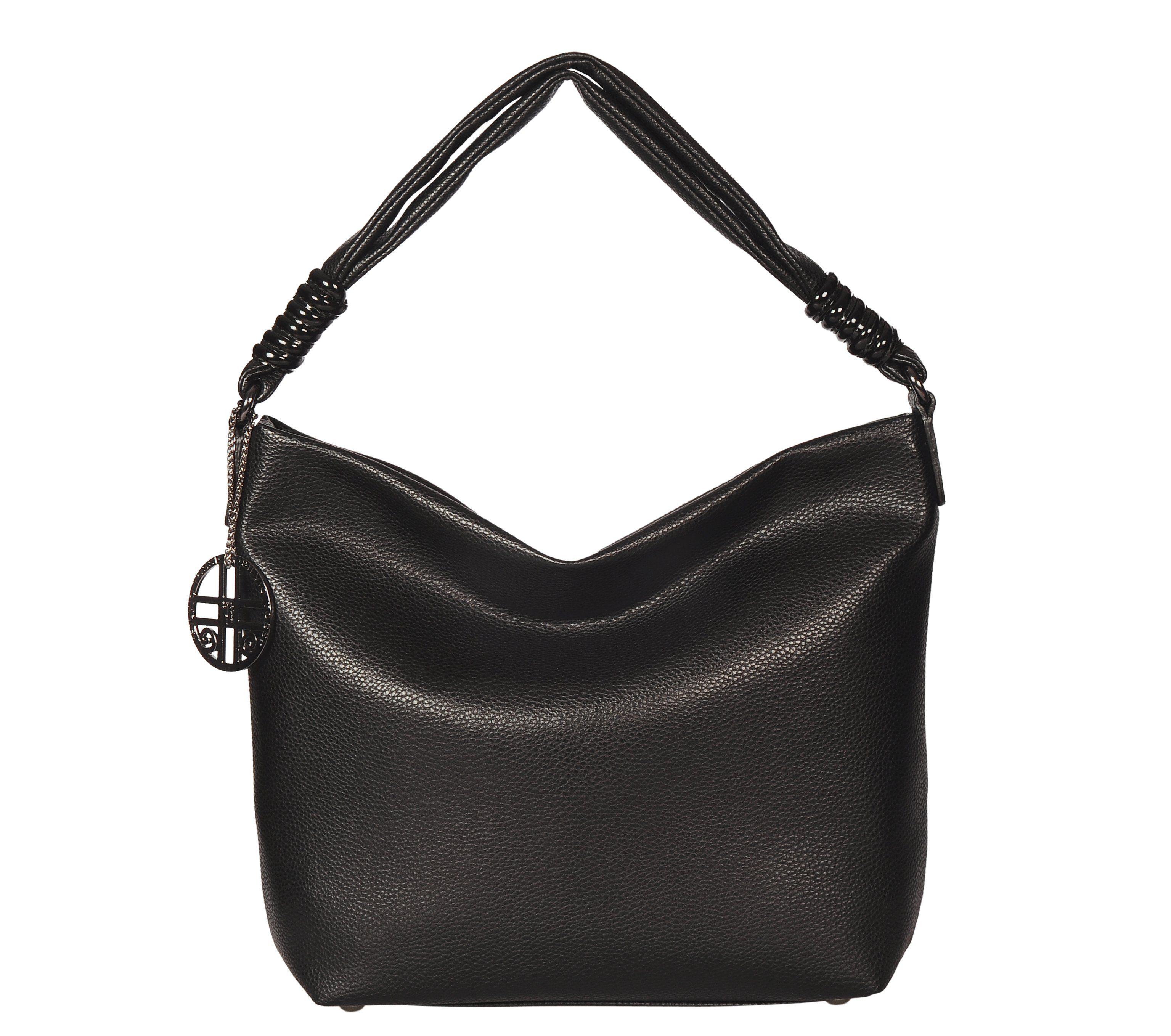 Silvio Tossi Tasche mit Spezialschutzschicht