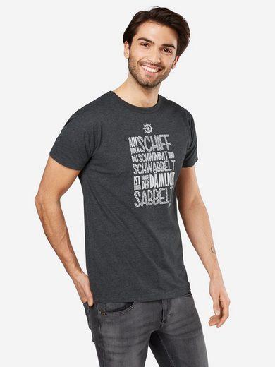 Derbe T-Shirt Sabbelt