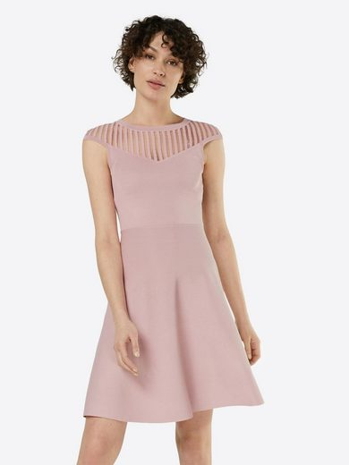 French Connection Cocktailkleid Rose Crepe Knit