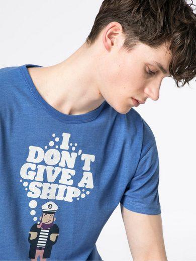 Derbe T-Shirt Give a Ship