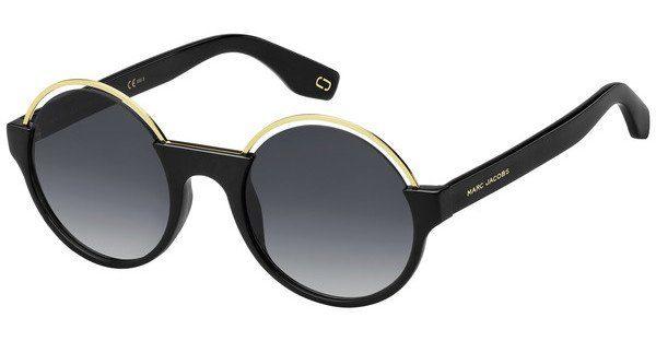 MARC JACOBS Marc Jacobs Sonnenbrille » MARC 302/S«, braun, 086/UE - braun/ weiß