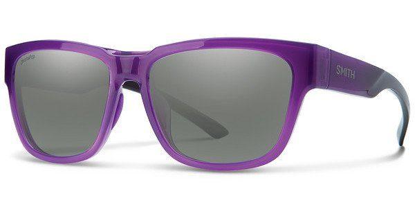 Smith Damen Sonnenbrille » EMBER«, lila, 2JK/XB - lila/ rosa