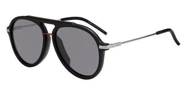 FENDI Fendi Herren Sonnenbrille » FF M0011/S«, grau, KB7/IR - grau/grau