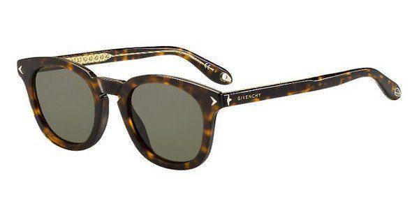 GIVENCHY Givenchy Herren Sonnenbrille » GV 7058/S«, braun, 086/70 - braun