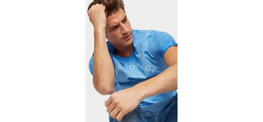 Shirt und Shirt mit T Tom Waschung Tailor T Print I0qBwxOw