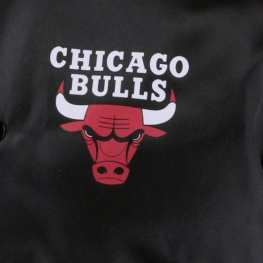 New Era Collegejacke Chicago Bulls